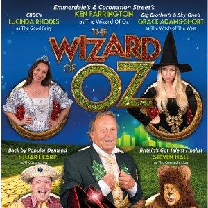 The Wizard of Oz - Pantomime