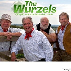 The Wurzels + Tank Sherman