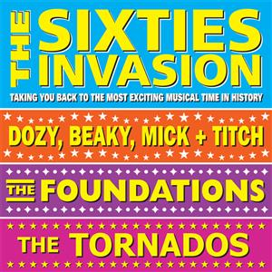 The Sixties Invasion