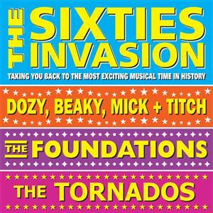 The Sixties Invasion