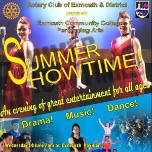 Exmouth Community College Summer Cabaret Show