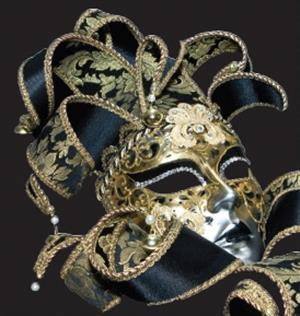 Ocean's New Years Eve Masquerade Ball
