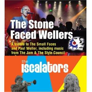 FREE EVENT - The Stone Faced Wellers and The Iscalators