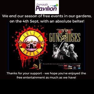 FREE EVENT - Guns2Roses and Byzantium Lane