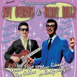 Through The Decades - Roy Orbison and Buddy Holly