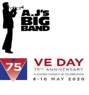 AJ's Big Band VE Cabaret Evening