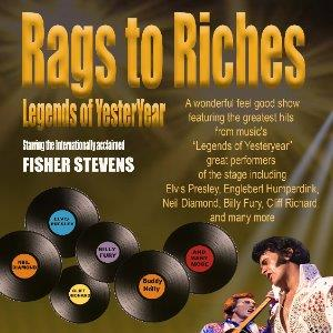 Rags to Riches featuring Fisher Stevens