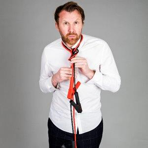 Jason Byrne - You Can Come In, But Don't Start Anything