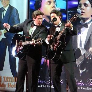 The Everly Brothers performed by The Temple Brothers
