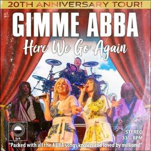 Gimmie ABBA 'The 20th Anniversary Tour'