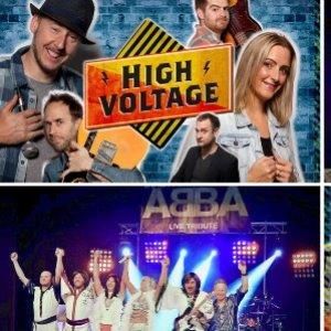FREE EVENT - Take a Chance On Us and High Voltage