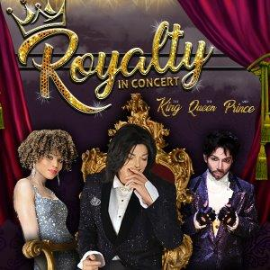 Royalty in Concert - The King, The Queen & Prince