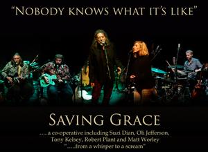 Saving Grace with Robert Plant and Suzi Dian