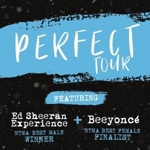 'Perfect' Ed Sheeran and Beyonce Tribute Show