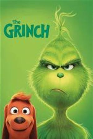 Father Christmas and The Grinch