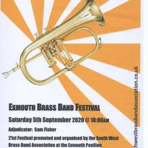 South West Brass Band Competition