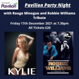 Pavilion Party Night With Kylie & Robbie