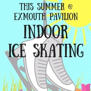 Exmouth Pavilion Summer Ice Skating