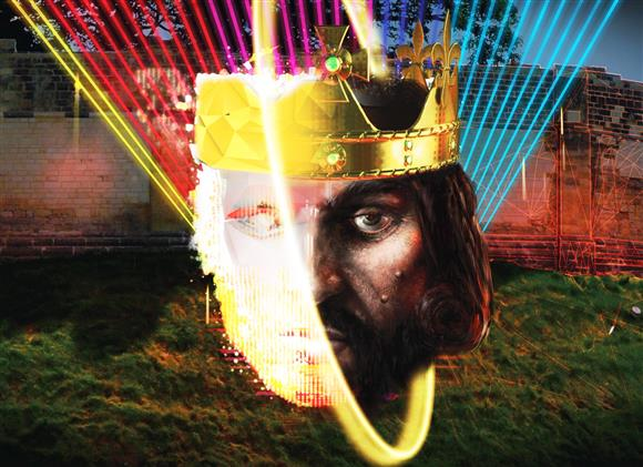 After Dark at the Castle: A spectacular night of light, sounds, lasers and projections