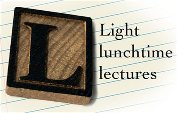 Light Lunchtime Lecture: War On Wheels