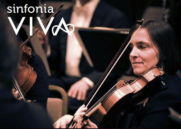Sinfonia ViVA Echoes of Spring
