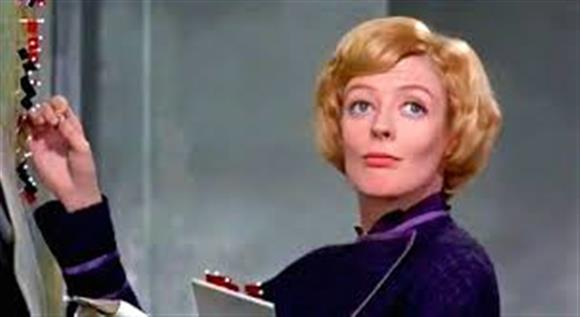 Literature Film: The Prime of Miss Jean Brodie (1969)  (