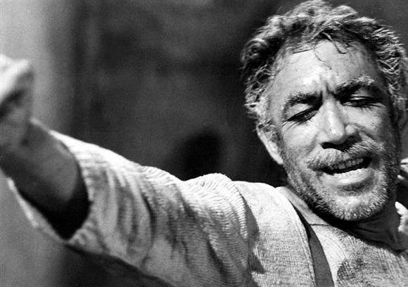 Literature Film: Zorba The Greek (1964) (136 mins) (PG)