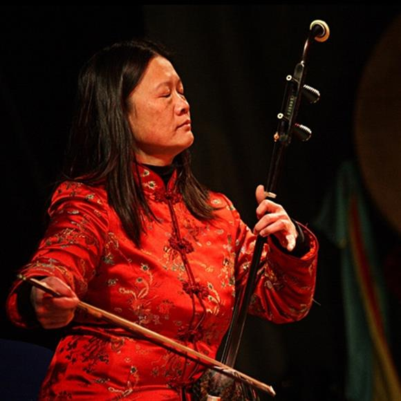 Ling Peng - The Kora and the Erhu