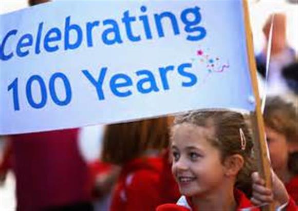 Senior Guides 100th Anniversary Event