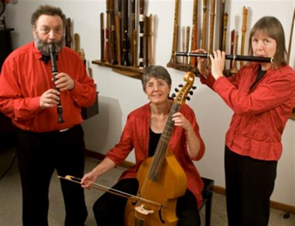 Saturday Sessions: Free Live Music - 1685 Music from the baroque and before