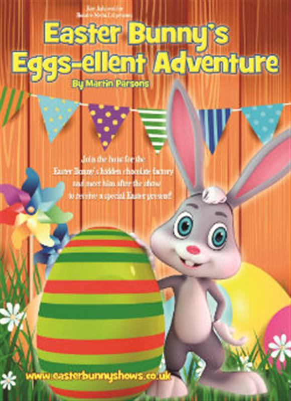 Easter Bunny's Eggs-ellent Adventure