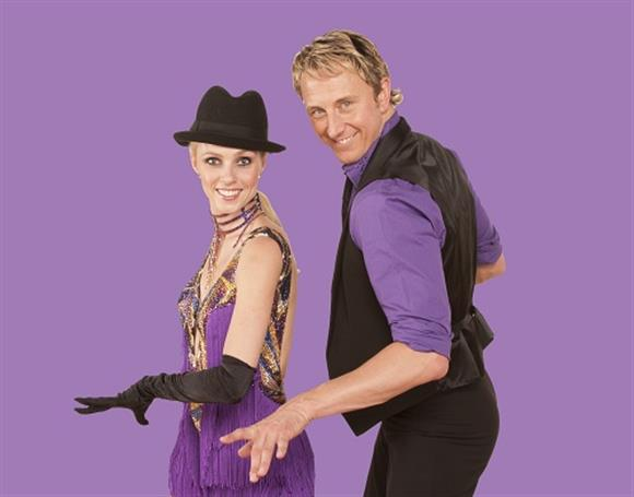 An Evening with Ian Waite & Camilla Dallerup