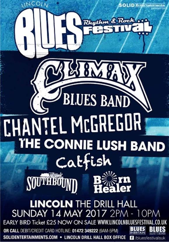 Lincoln Blues Rhythm & Rock Festival
