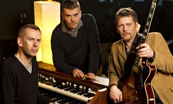 New Jazz 5 presents: Nigel Price Organ Trio + Alex Garnett