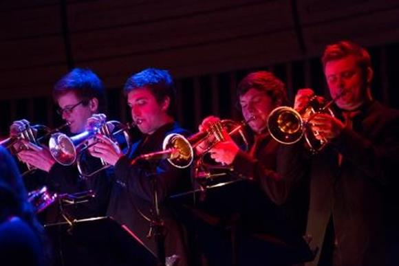 National Youth Jazz Orchestra - A Co-Promotion by Jazzpac & Lincoln Drill Hall