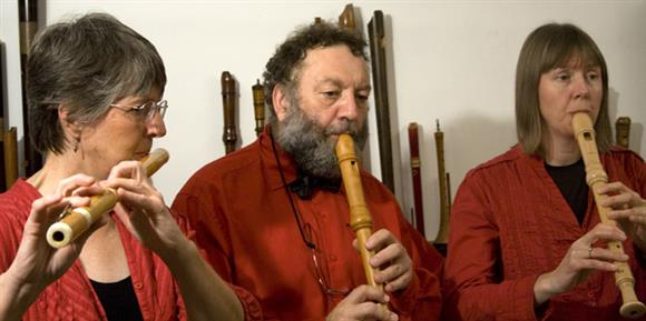 Saturday Sessions: 12-2 Free Live Music - 1685 Music from the baroque & before