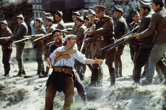 Land & Freedom (1995) 109 mins (15)