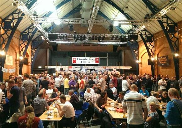 Lincoln Beer Festival 2015