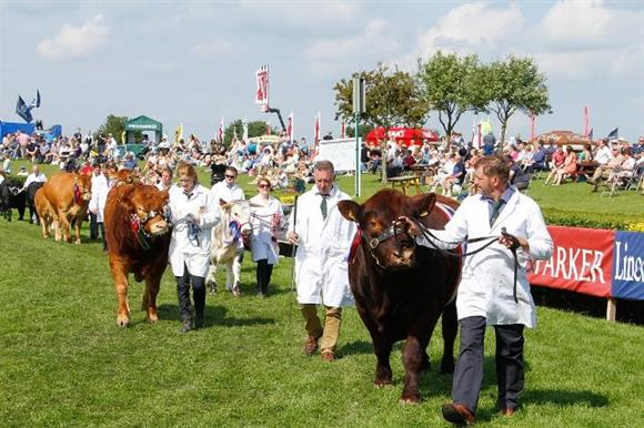 The Lincolnshire Show 2016