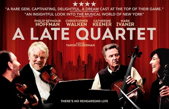 LICMF 2016 Event 1: A Late Quartet (2012)
