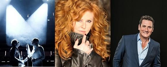 Icons of the 80's - T'Pau, Go West & Tony Hadley at Lincoln Castle