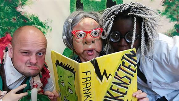 Rhubarb Theatre presents The Amazing Adventures of Librarian Lil