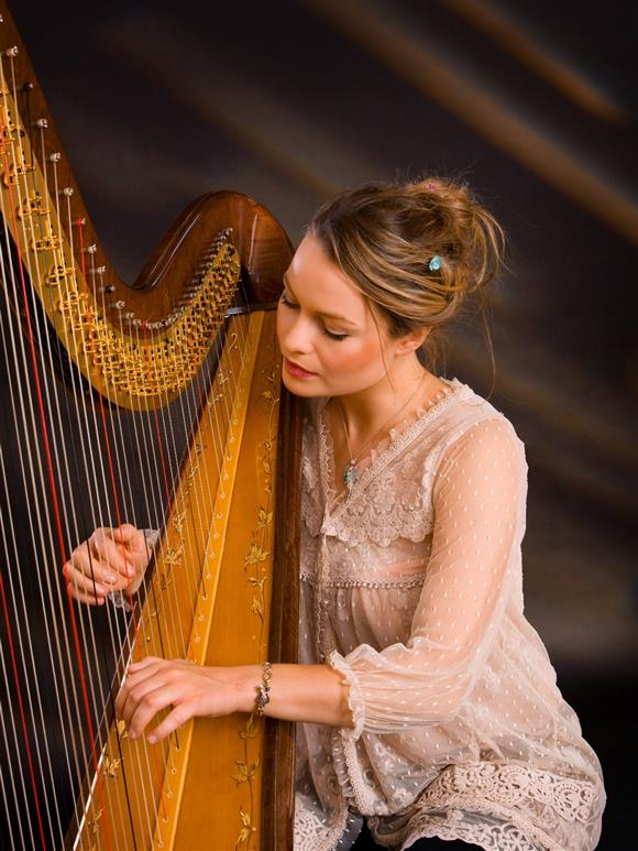 LICMF Lunchtime Concert: Eleanor Turner, Harp