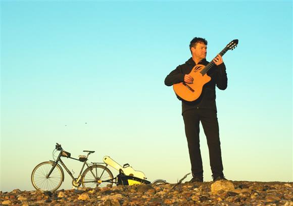 Richard Durrant - Cycling Music: Lap 2