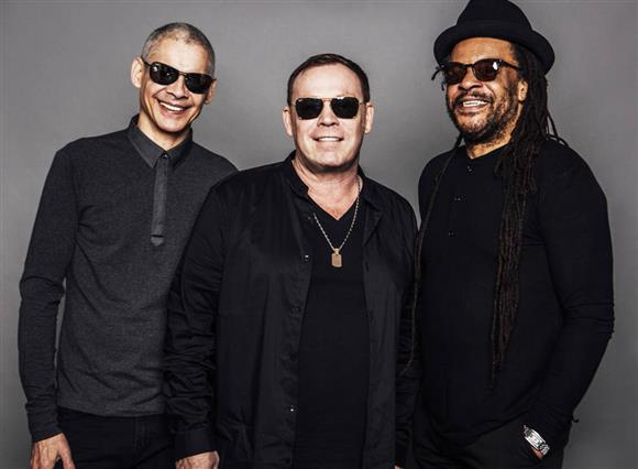 UB40 at Lincoln Castle
