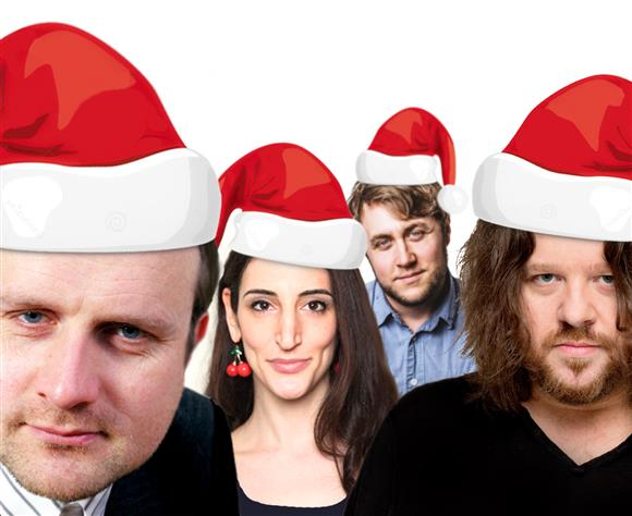 Red Herring Comedy Club: Festive Special!