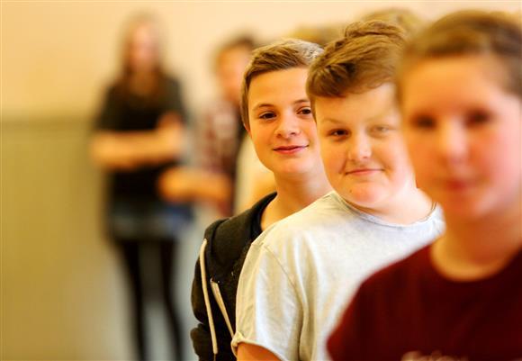Fish Tank Summer School: Make a Play in 2 days!