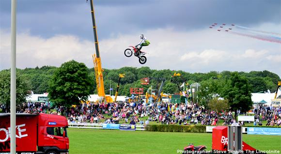 The Lincolnshire Show 2017