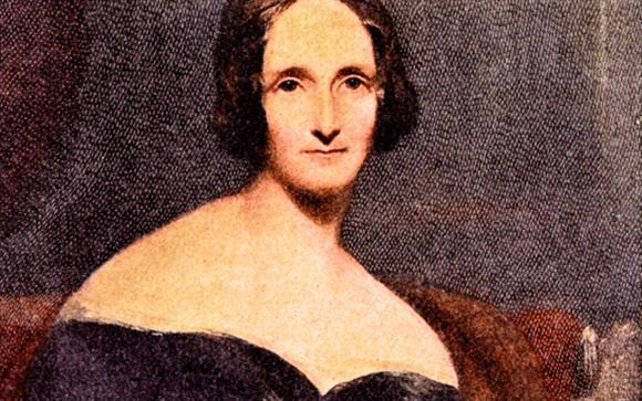 Literature Talk: Frankenstein by Mary Shelley