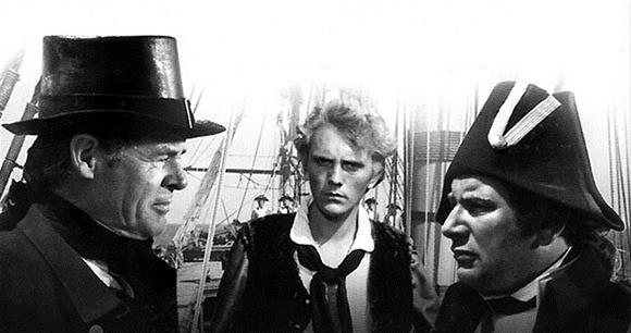 Literature Film: Billy Budd (1962)